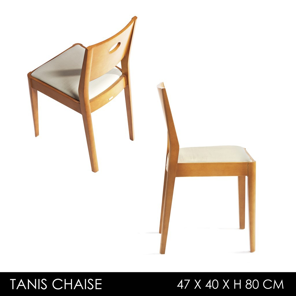 chaise TANIS