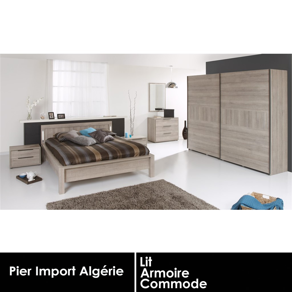 Awesome chambre a coucher algerie photo contemporary for Chambre a coucher alger