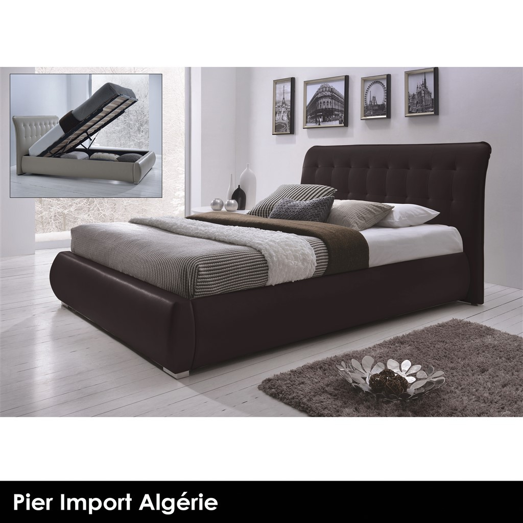pi algerie lits et tables de chevets pi algerie. Black Bedroom Furniture Sets. Home Design Ideas